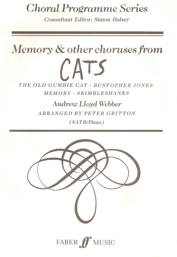 CATS - Memory and other choruses