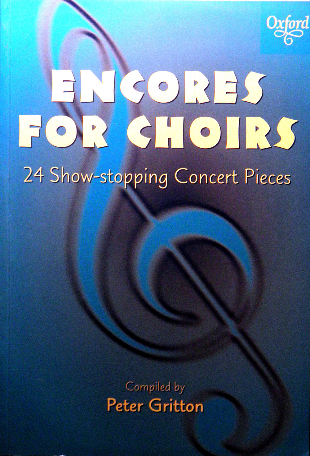 encores for choirs