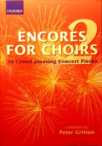 Encores for choirs2