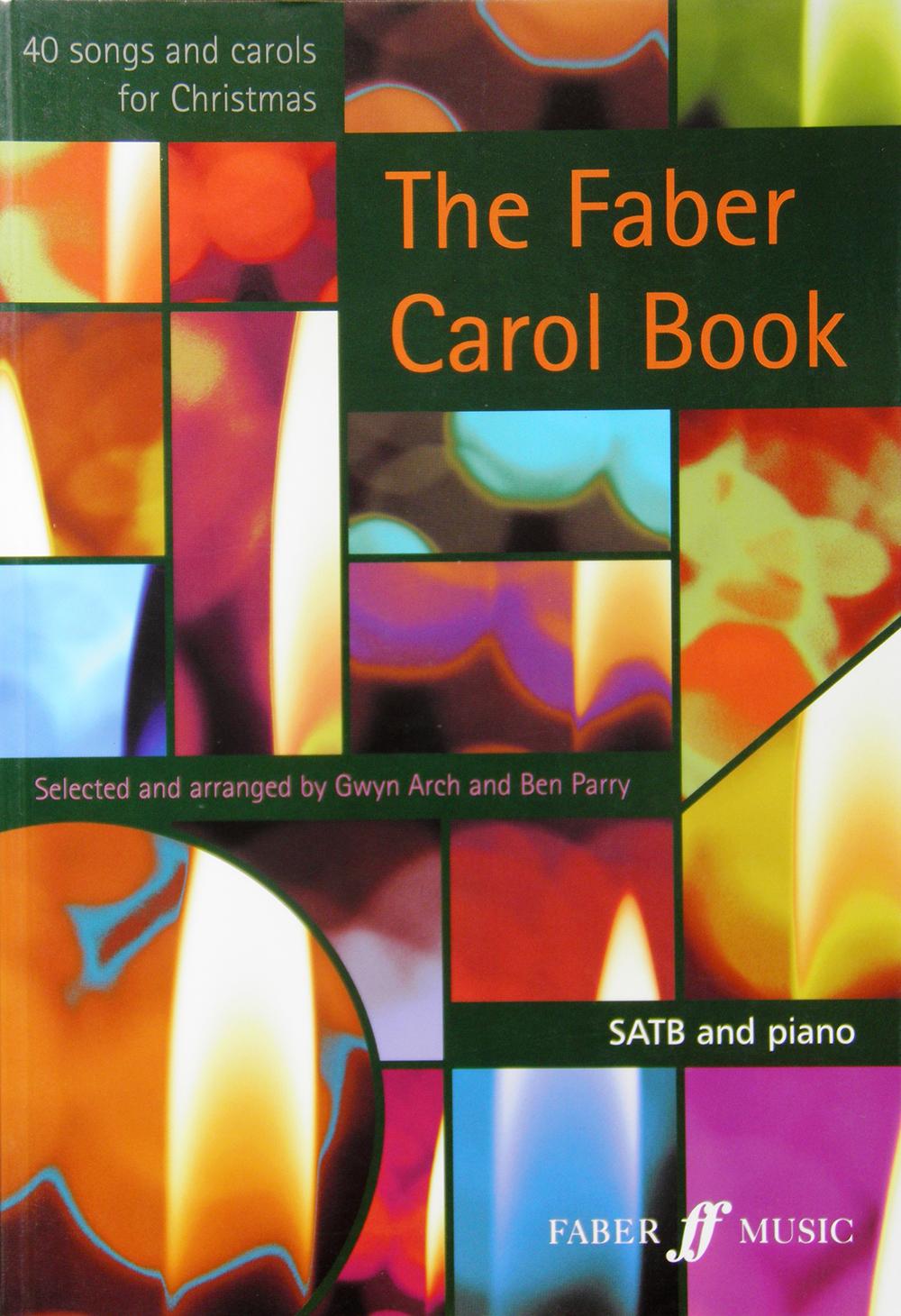 Faber Carol Book SATB