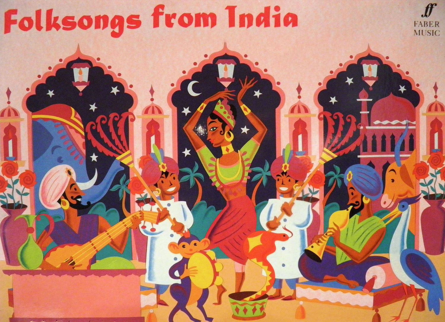 Folksongs from India