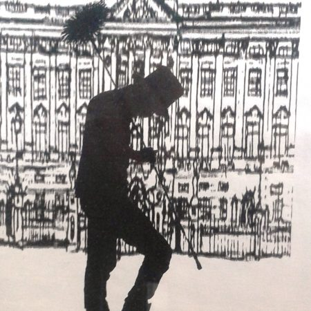 Edmund Jones, a teenaged chimney sweep, hid for a fortnight up the flues of Buckingham Palace