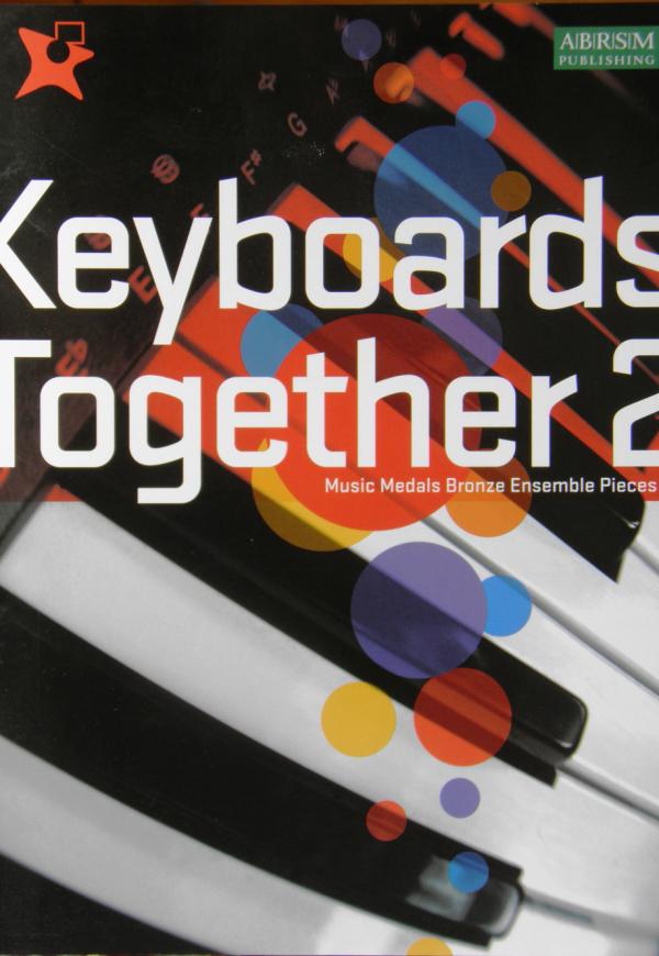 Keyboards Together - 2