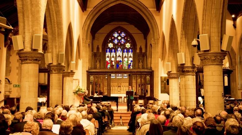 £5,000 raised for Organ Restoration Fund  – IN ONE EVENING!