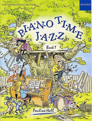 Piano Time Jazz